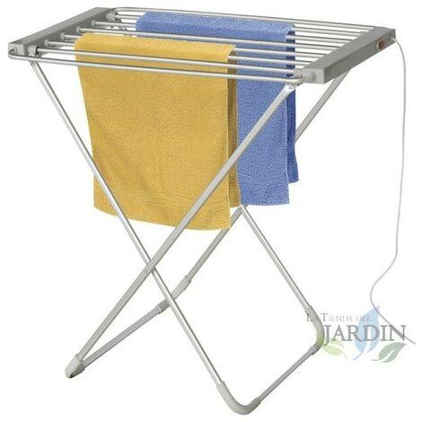Tendedero secador eléctrico 6 barras 100W