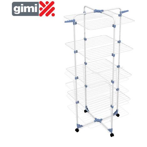 Tendedero torre modular 4 gimi 169x71x71cm