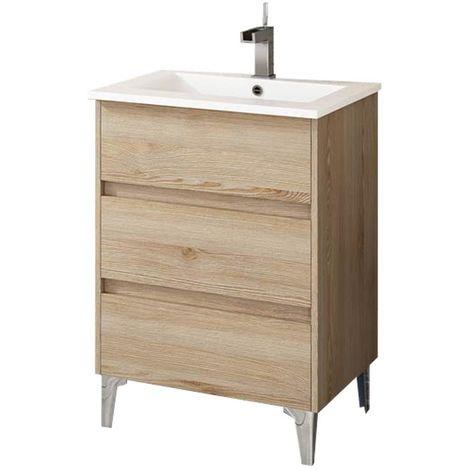 TENERIFE Mueble de baño Ida 60 cm