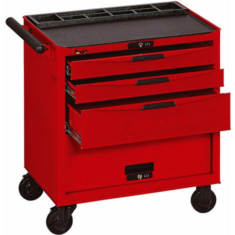 Teng Tools TCW803N 8 Series 3 Drawer Roller Cabinet