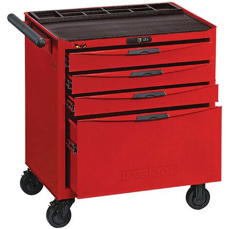 Teng Tools TCW804N 8 Series 4 Drawer Roller Cabinet