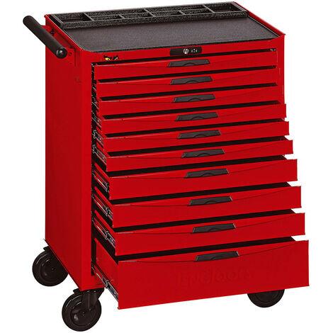 Teng Tools TCW810N 10 Drawer 8 Series Roller Cabinet