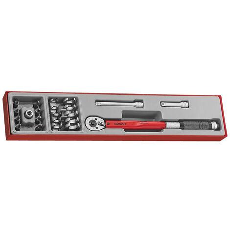 "main image of ""Teng Tools TTX3892 3/8"" Drive Torque Wrench Set 22pcs"""
