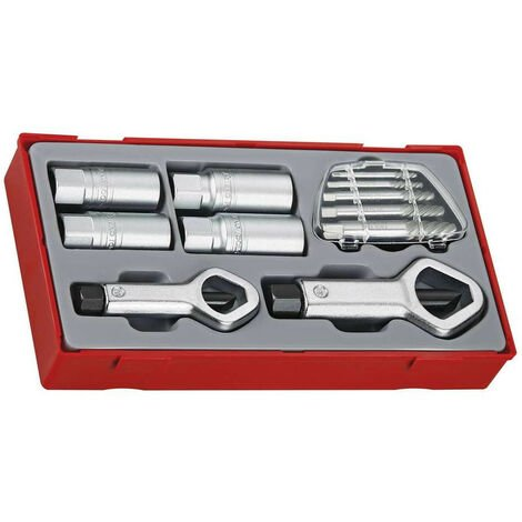 Teng TTSN11 11pc Stud and Nut Remover Set