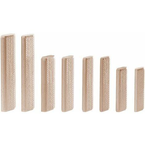 Tenons Domino XL FESTOOL en hêtre 12x750/22 BU - Boîte de 22 pièces - 498688