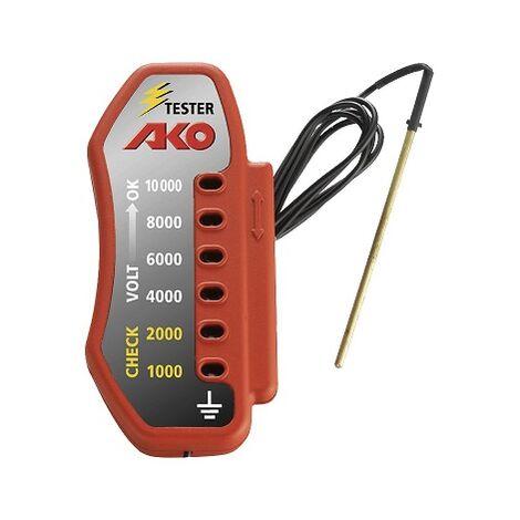 Tensiómetro AKO Comprobador de Corriente para Cercados. Comprobador hasta 10000V