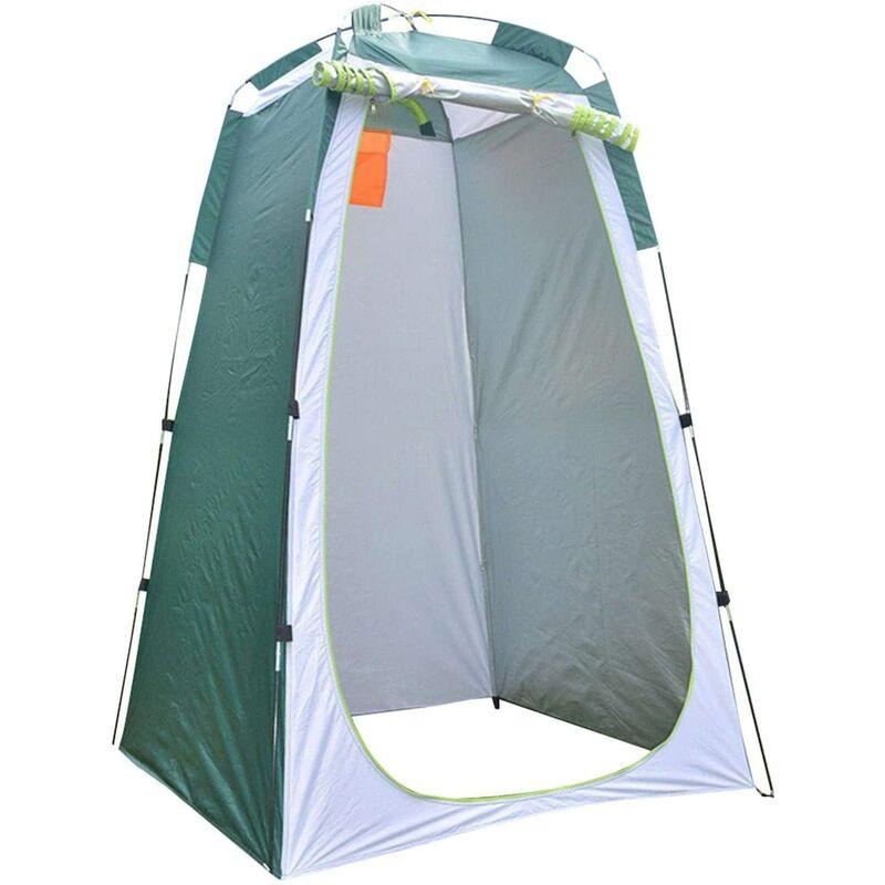Tente de confidentialité Pop Up Douche Tente de toilette à langer Portable Camping intimité abris chambre pour extérieur à l'intérieur, 47,24 x 47,24