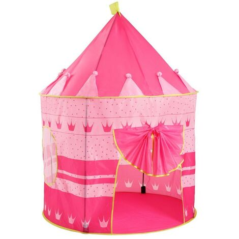 Tente de jeu pour enfants jeux jouets cabane jardin aire de jeux ...
