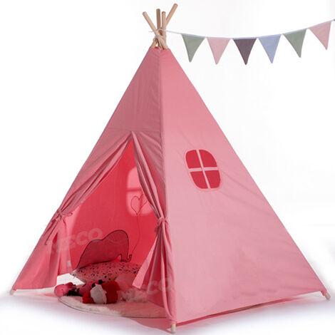 Tente De Jeu Tipi Pour Enfant 1.6m