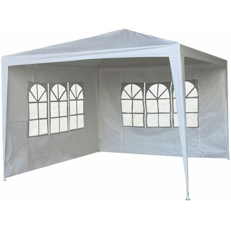 Tente de réception 3 × 3m TRAMONTANE