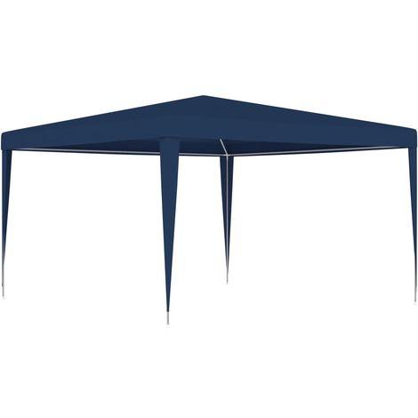 Tente de reception 4x4 m Bleu