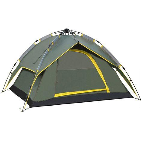 Tente Festival Tente Camping 4 Places FAMILIALE Tente TENTE DE CAMPING