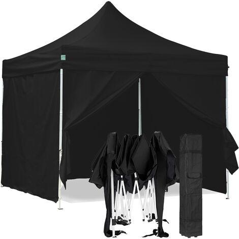 Tente pliante avec 4 murs amovibles 3x3m ECO