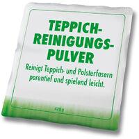 Teppich-Reinigungspulver Rolle Flusen Haare Tierhaare Flusenrolle Kleiderroller WENKO