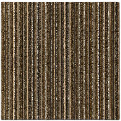 5 Farben R/ücken: Bitumen 50x50 cm Anthrazit selbstliegend Teppichfliesen Can Can Bodenbelag f/ür B/üro und Gewerbe rutschhemmend