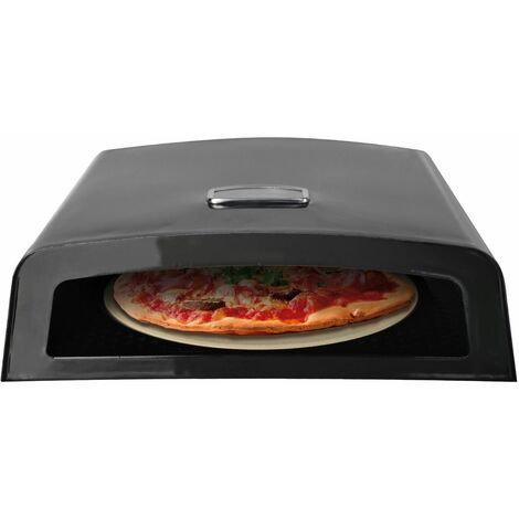 Tepro 8317 Pizza Box Grillkamin Ø 30cm Gartengrill Pizzaofen Pizzastein Firebox