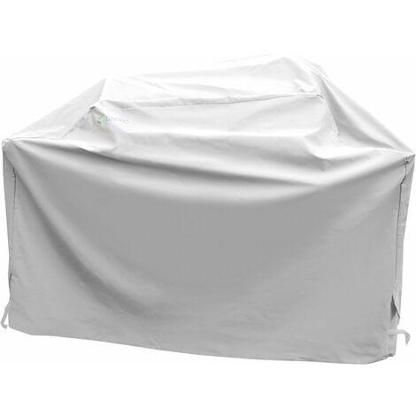 Tepro Abdeckhaube Schutzhülle für Gasgrill Abdeckplane 177x55x129 cm extra groß