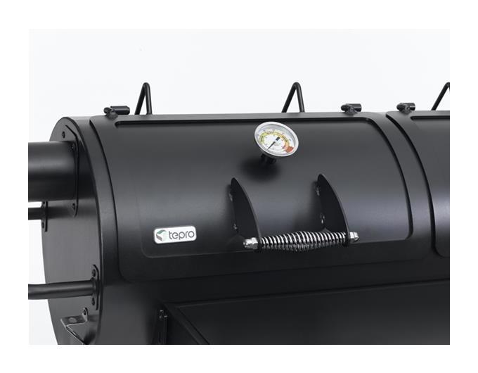 Tepro Holzkohlegrill Cranford : Tepro kansas grill günstig kaufen ebay