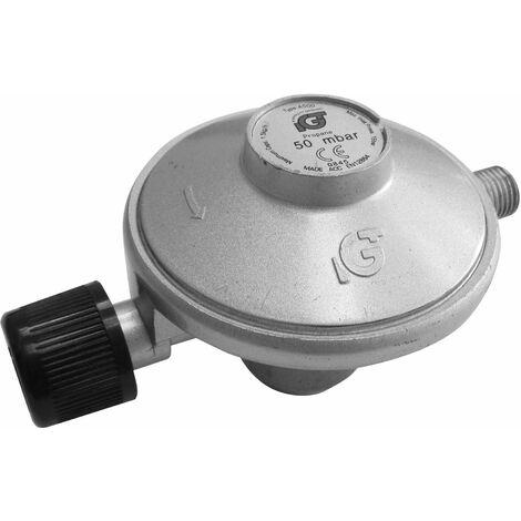 Tepro Gaskartuschen Druckregler Druckminderer Grillzubehör für mobile Gasgrills