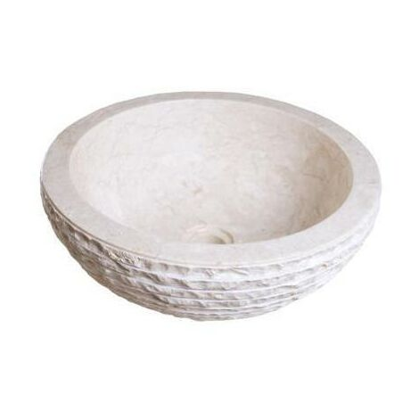 TERCOCER TH-007-BR Lavabo Piedra