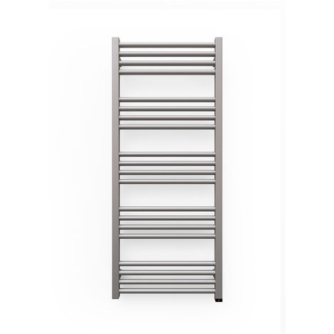 Terma Fiona One Sparkling Gravel Electric Heated Towel Rail 1140mm x 480mm