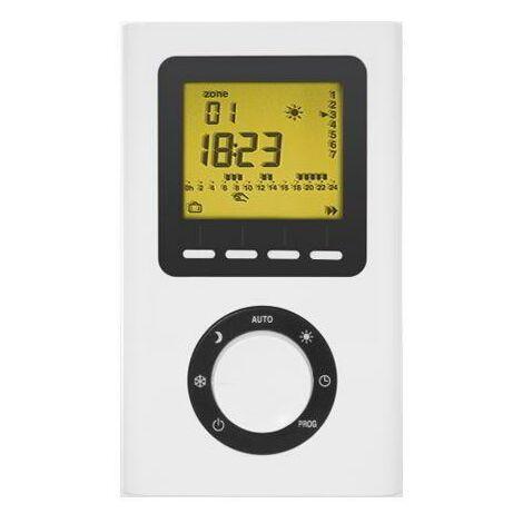 Terma TTIR infrared weekly controller Heating Element white