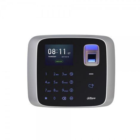 Terminal biométrico autónomo de control de accesos/presencia con lector de tarjeta DAHUA