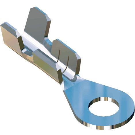 Terminal de anillo Foro 3,1 sección 1,5-3,5 latón estañado