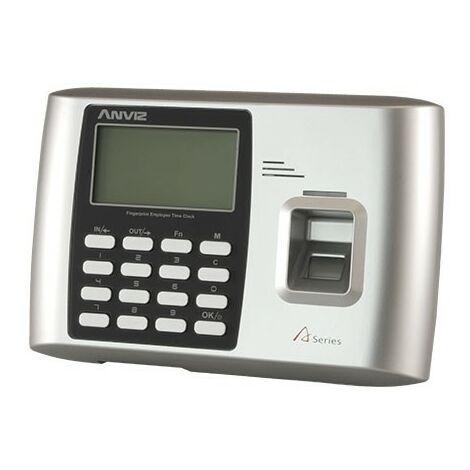 Terminal De Control De Presencia Huella y Rfid Biométrico Anviz A300-ID Wifi / RJ45 / USB