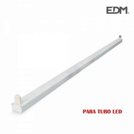 Terminal pour 1 tube led 22w (eq.58w) tube 152cm non inclus - edm