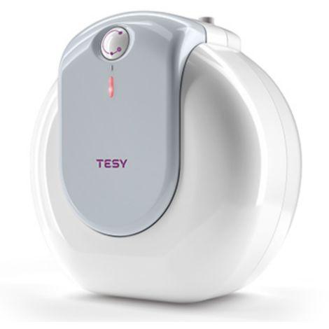 Termo de Agua Eléctrico COMPACT de 15 Litros Con Tomas Superiores y Alta Eficiencia Energética - Tesy