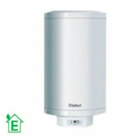 Termo eléctrico de 100 litros eloSTOR plus de Vaillant