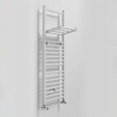 Termoarredo Con Stendino a Ribalta 160x50 (Int. 45) Cm Deltacalor ECO STYLO