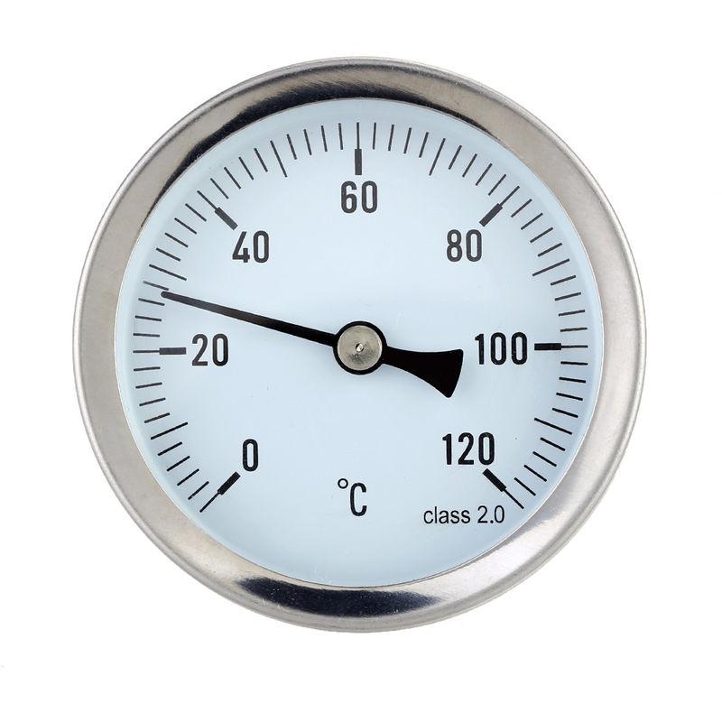 Termometro A Cadran Horizontal De 63 Mm 0 120 Ac E1098 Non inquina, non si rompe e il display viene letto con grande facilità. termometro a cadran horizontal de 63 mm 0 120 ac