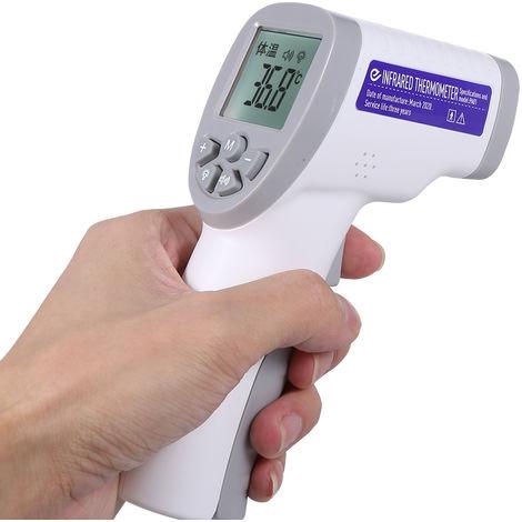 Termometro a infrarossi, Senza contatto, spedito senza batterie