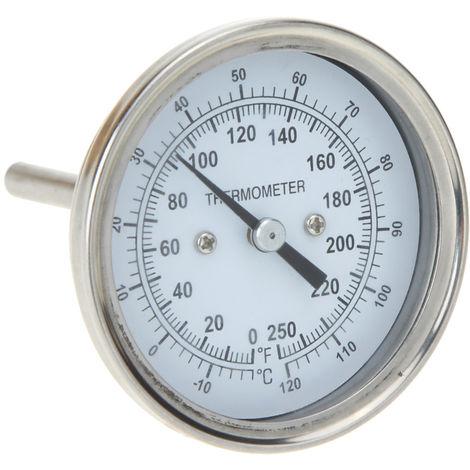 Termometro del horno Indicador de temperatura Cocina casera Comida Carne Dial