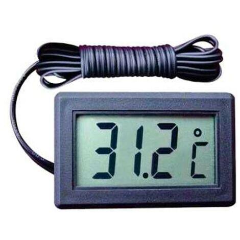 Termometro Digital -50 a 70ºC Sonda NTC