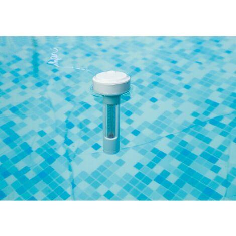 """main image of """"Termometro galleggiante con corda per piscine temperatura gradi bestway 58072"""""""