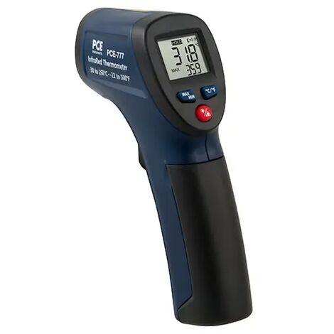 Termómetro infrarrojo PCE Instruments PCE-777N