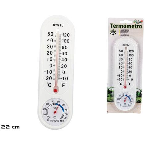 """main image of """"Termómetro pared hogar 22cm"""""""