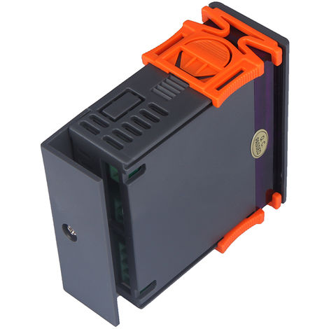 Termopar controlador de temperatura digital 10A 12V, -40 ¡æ a 120 ¡æ