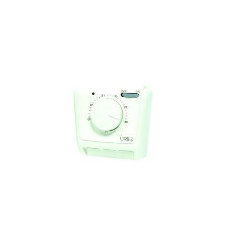 Termostato CLIMA MLI con Interruptor Manual