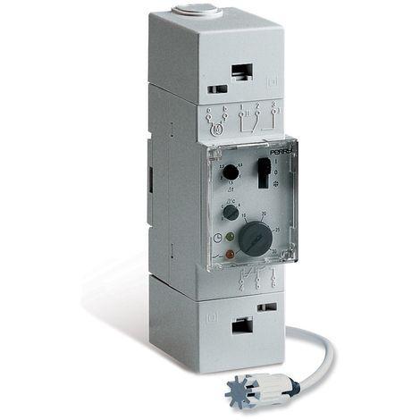 Termostato con sonda DIN modular Perry 1TMTE083