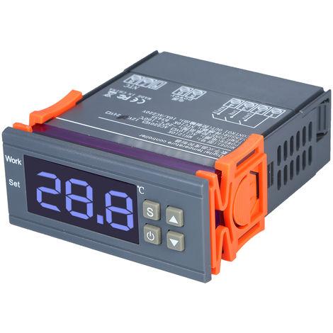 Termostato controlador de temperatura digital, 12V, -20 ~ 100 ¡æ