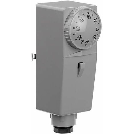 Termostato de contacto regulable caleffi 621 | 20÷90°C