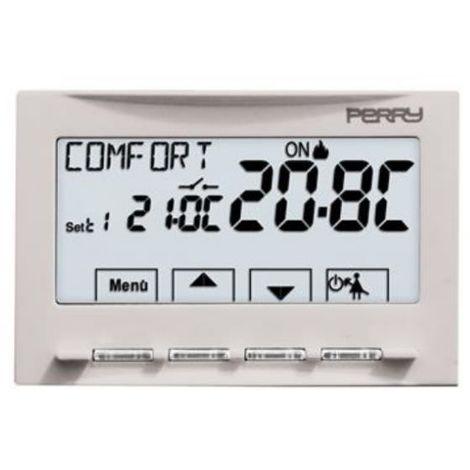 Termostato de corriente empotrada Perry Perry 1TITE541