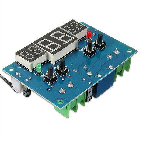 Termostato digital Controlador de temperatura Termometro,12V