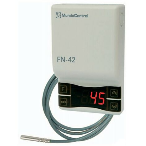 Termostato digital de superficie calefacción FN 42