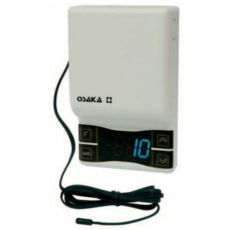 Termostato digital de superficie refrigeración -Disponible en varias versiones