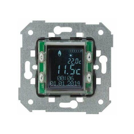 Termostato Digital Frío-Calor y Display Simon 75 75816-39